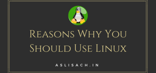 Reasons Why You Should Use Linux